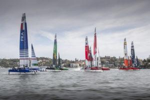 SailGP Sydney : une étape à oublier…