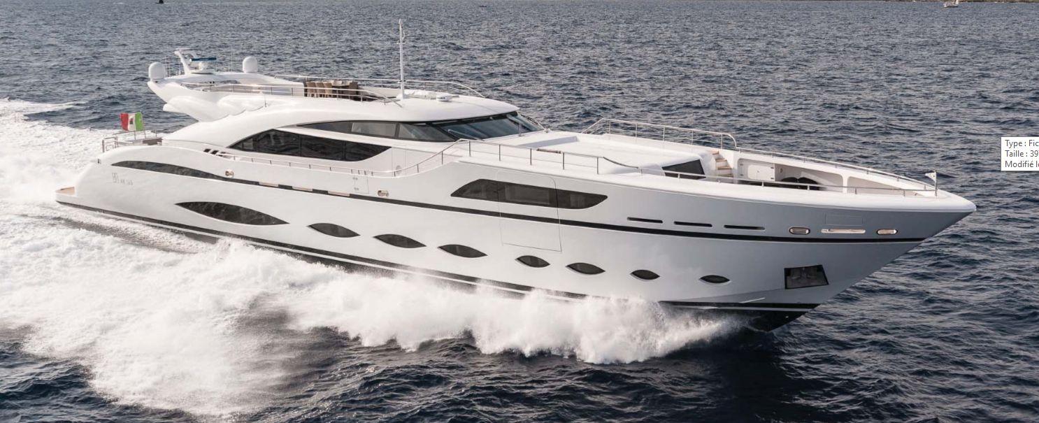 AB Yachts 145 (Motor Yacht)