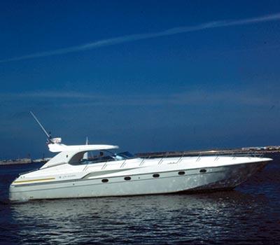 AB Yachts 57 (Open / Motor Yacht)