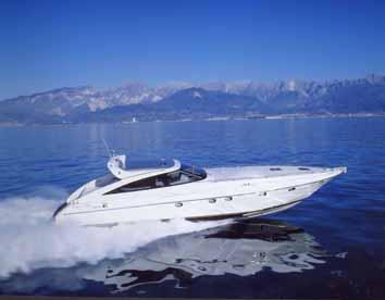 AB Yachts 58 (Open / Motor Yacht)