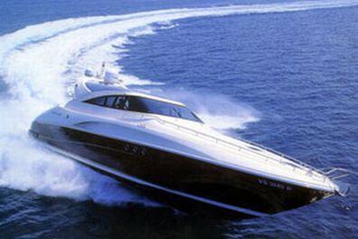 AB Yachts 68 (Open / Motor Yacht)