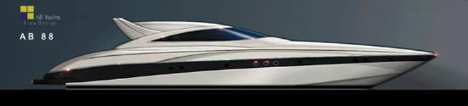 AB Yachts 88 (Open / Motor Yacht)