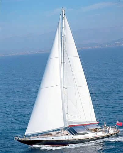 ATM Yachts <strong>Ladies First</strong> (Sailing Yacht)
