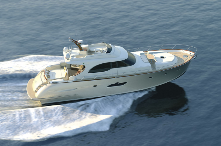 Abati Yachts 64 Freeport (Fly / Lobster)