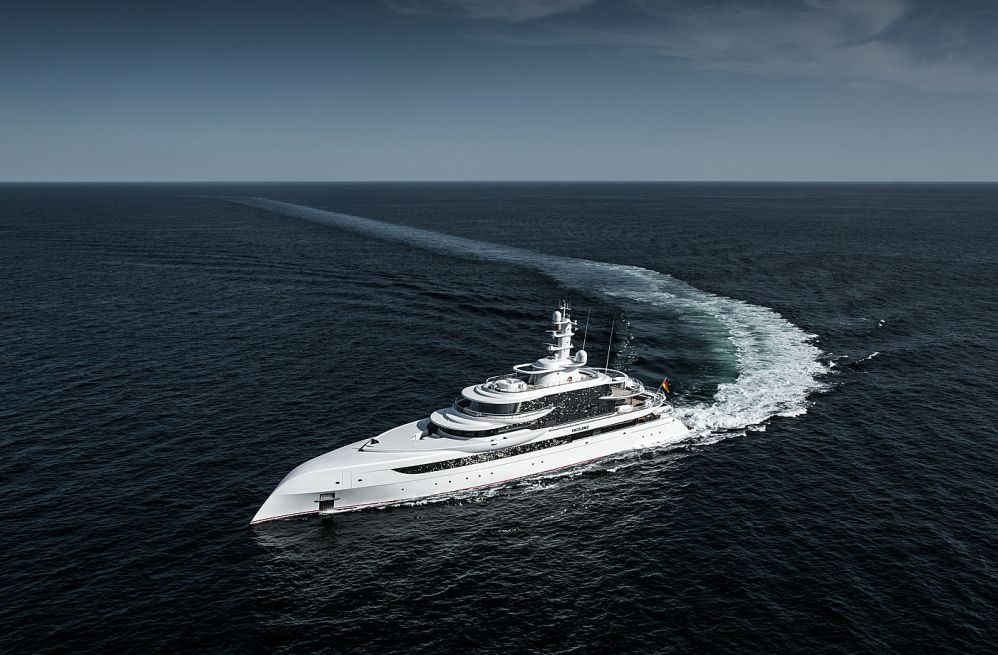 Abeking & Rasmussen <strong>Excellence</strong> (Motor Yacht)