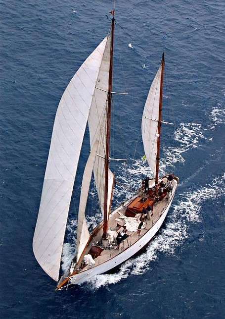 Abeking & Rasmussen <strong>Adria</strong> (Sailing Yacht)