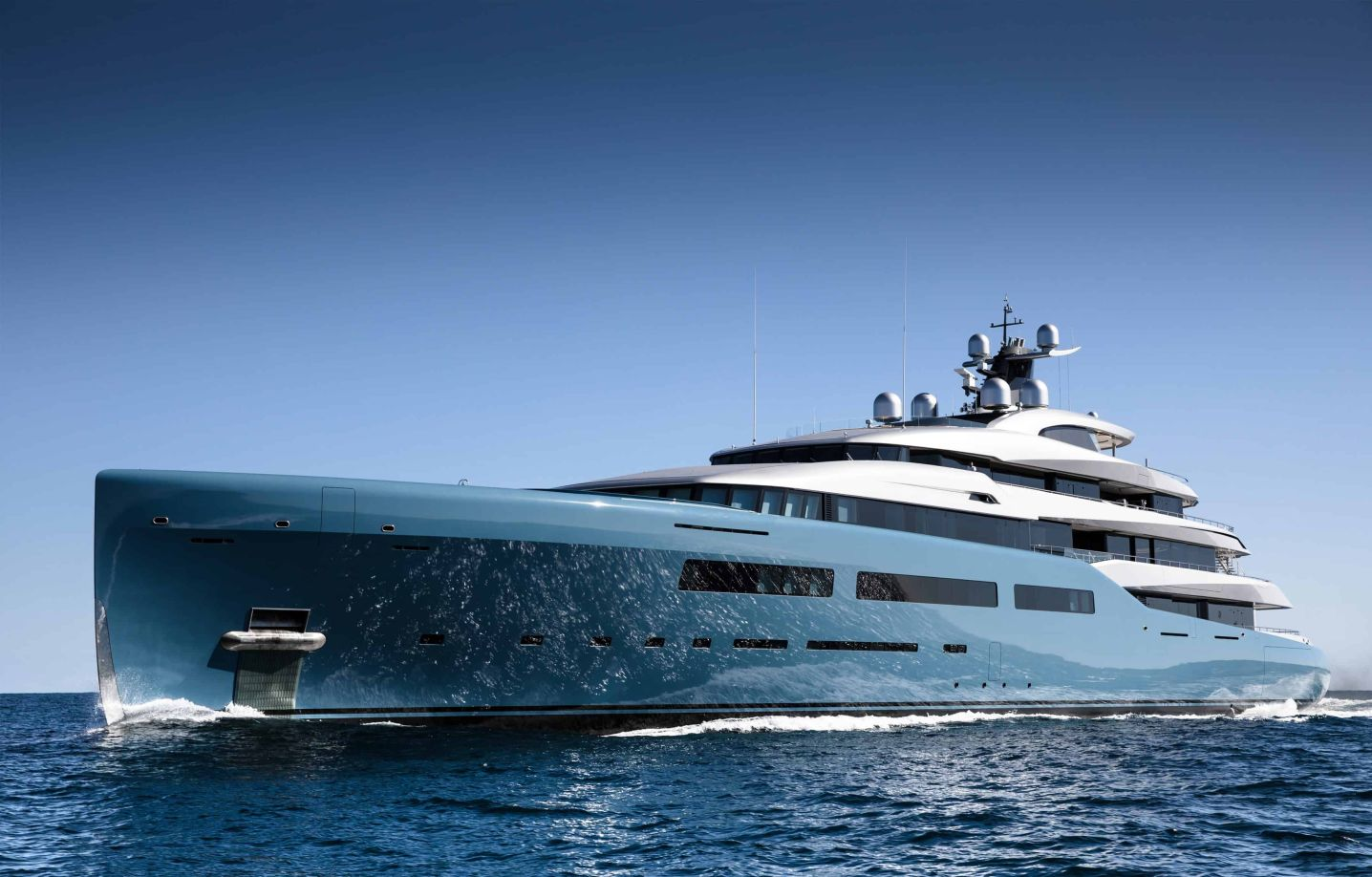 Abeking & Rasmussen <strong>Aviva</strong> (Motor Yacht)