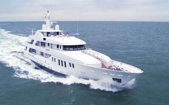 Abeking & Rasmussen <strong>Bravado</strong> (Motor Yacht)