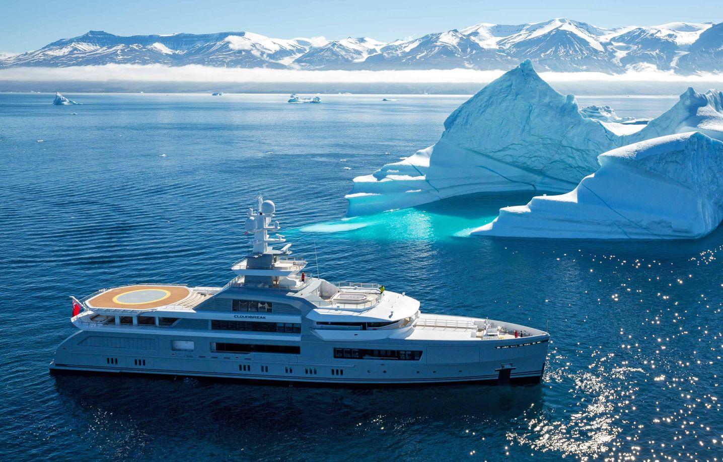 Abeking & Rasmussen <strong>Cloudbreak</strong> (Motor Yacht)