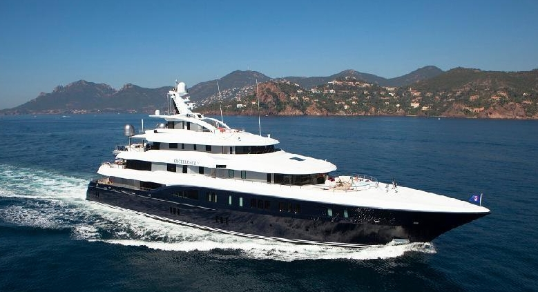 Abeking & Rasmussen <strong>Arience -ex Excellence V</strong> (Motor Yacht)