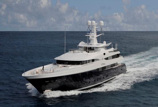 Abeking & Rasmussen <strong>Kaiser</strong> (Motor Yacht)