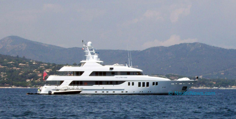 Abeking & Rasmussen <strong>My Little Violet - ex Alexandra</strong> (Motor Yacht)