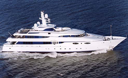Abeking & Rasmussen <strong>Zenobia</strong> (Motor Yacht)