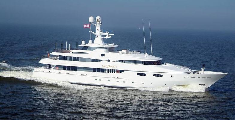 Abeking & Rasmussen <strong>Lady Sheridan</strong> (Motor Yacht)