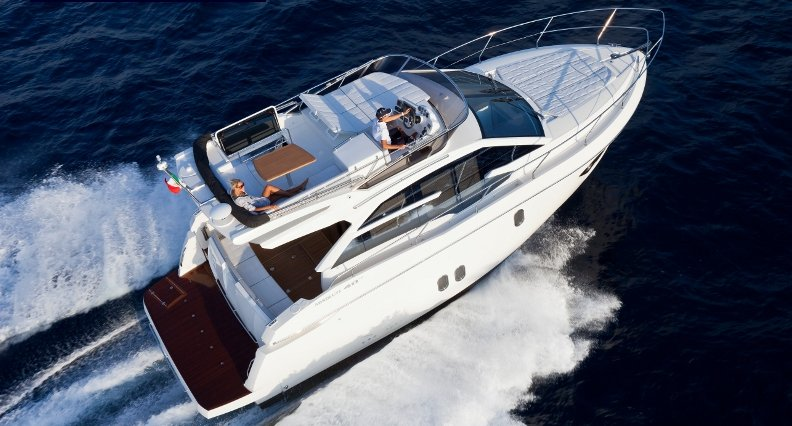 Absolute Yachts 40 Fly (Fly)