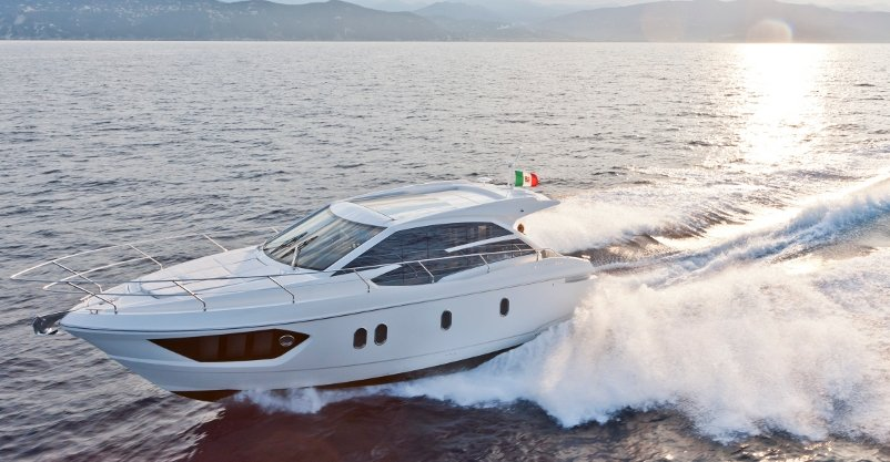 Absolute Yachts 40 Sport Yacht (Power Boat)