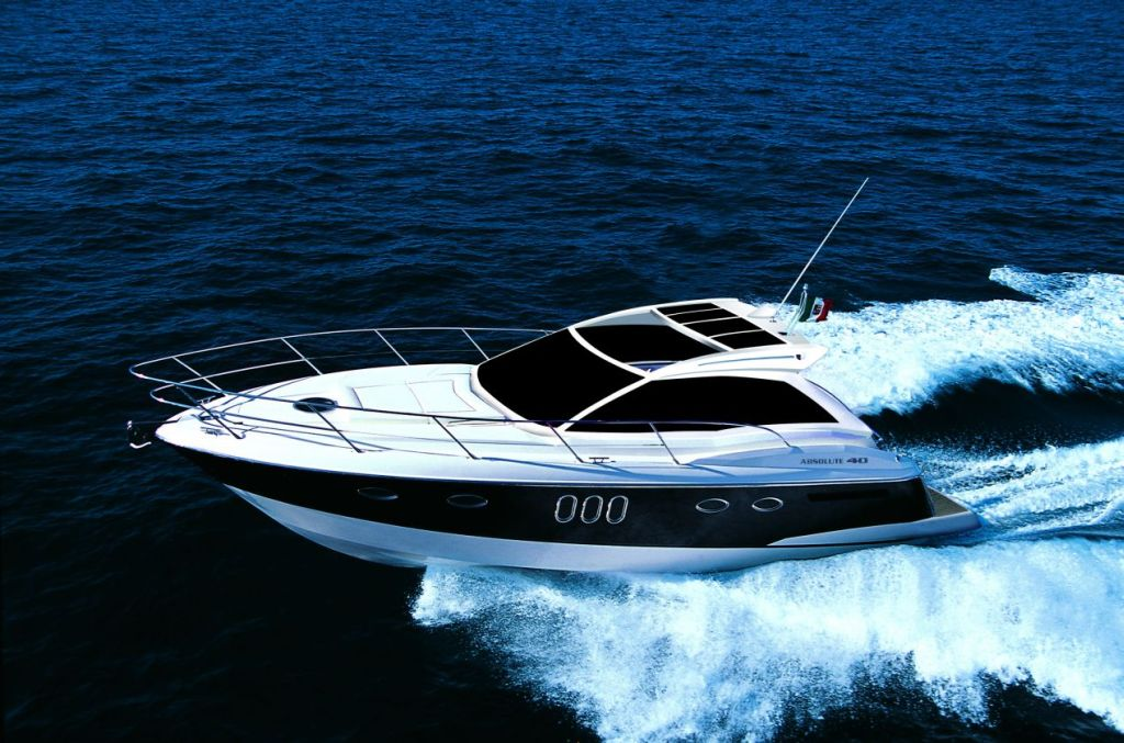 Absolute Yachts 40 (Open)