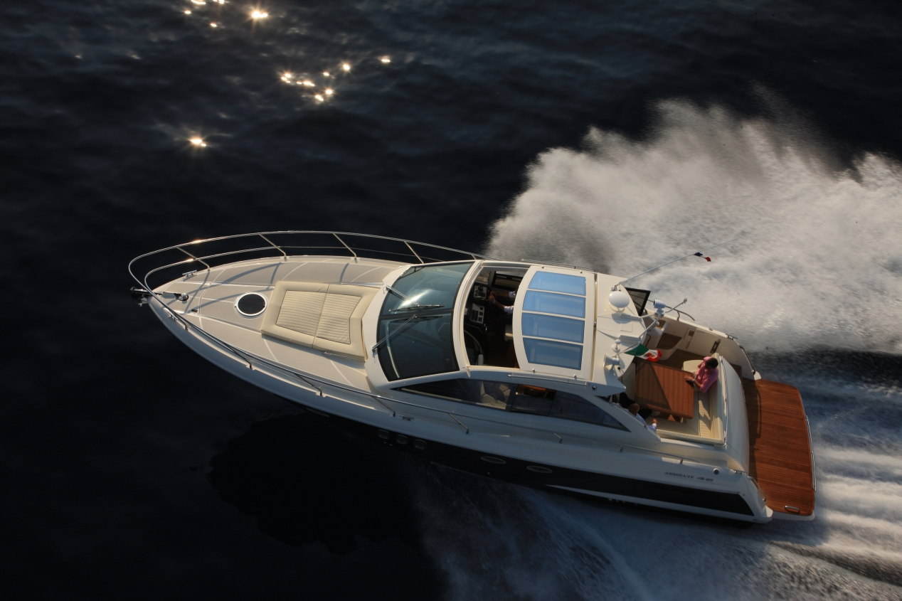 Absolute Yachts 42 (Open)