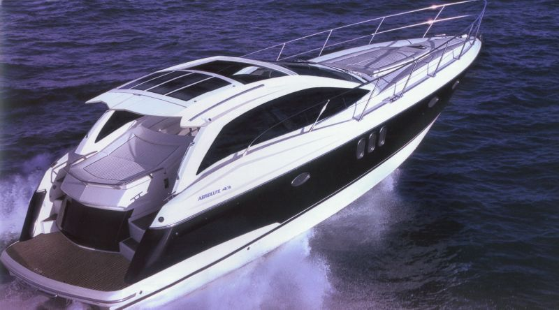 Absolute Yachts 43 (Open)