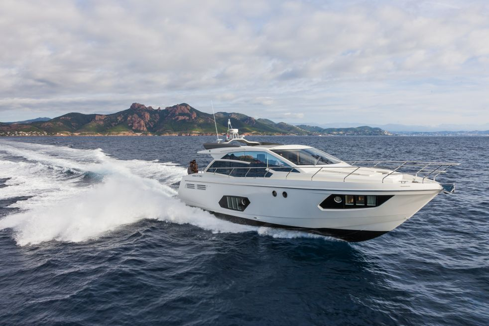 Absolute Yachts 56 STY (Motor Yacht)