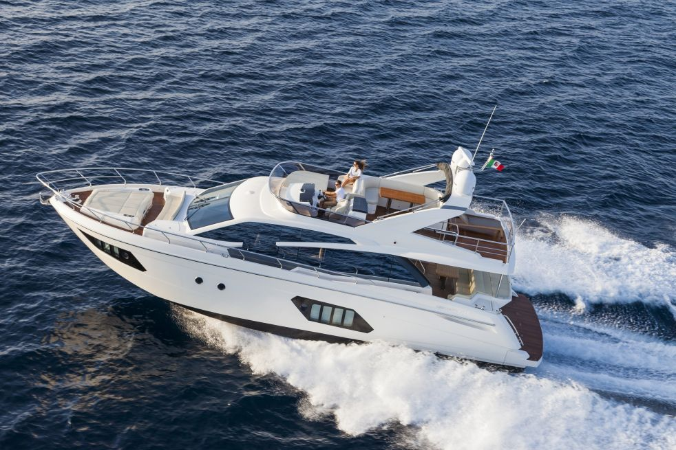 Absolute Yachts 60 Fly (Fly / Motor Yacht)