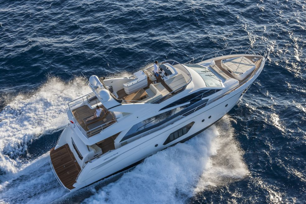 Absolute Yachts 64 Fly (Fly / Motor Yacht)