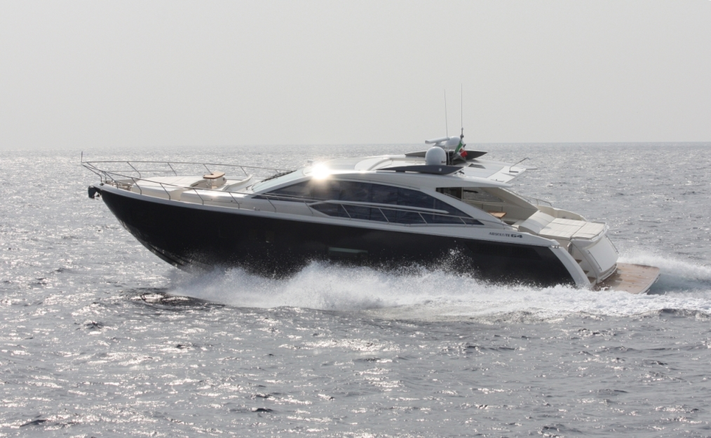 Absolute Yachts 64 (Motor Yacht)