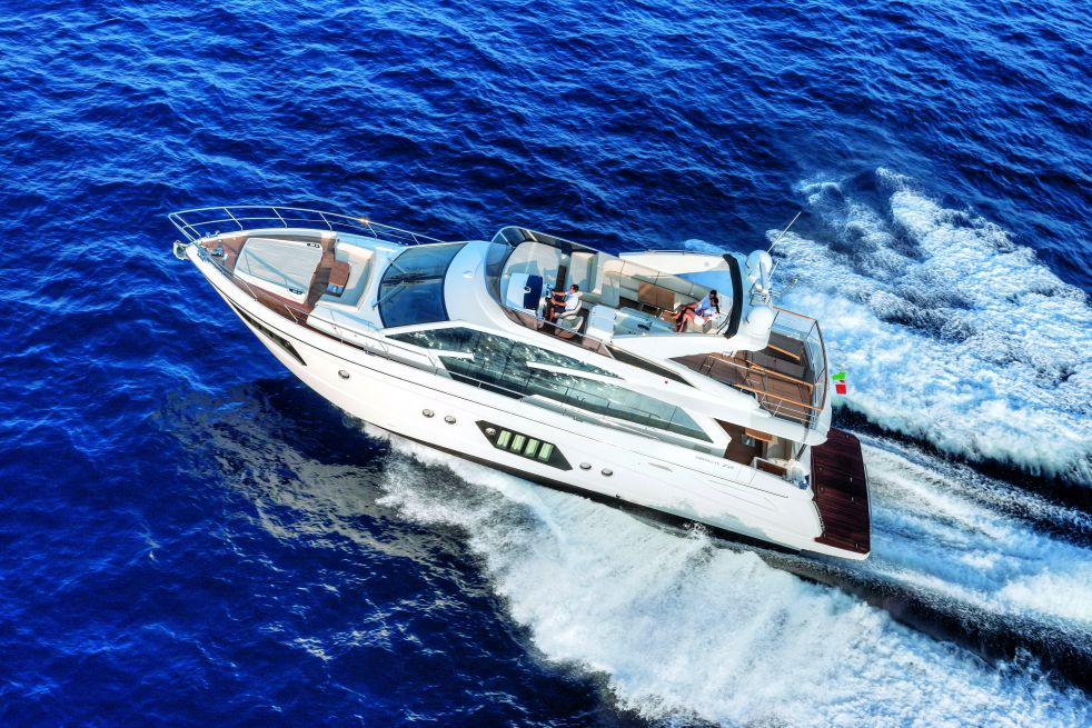 Absolute Yachts 72 Fly (Fly / Motor Yacht)