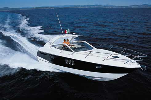 Absolute Yachts 39 (Open)