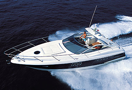 Absolute Yachts 41 (Open)