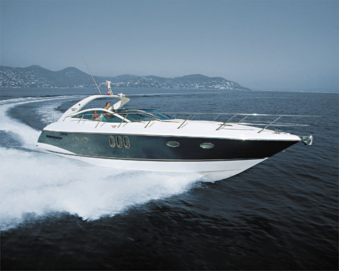 Absolute Yachts 45 (Open)
