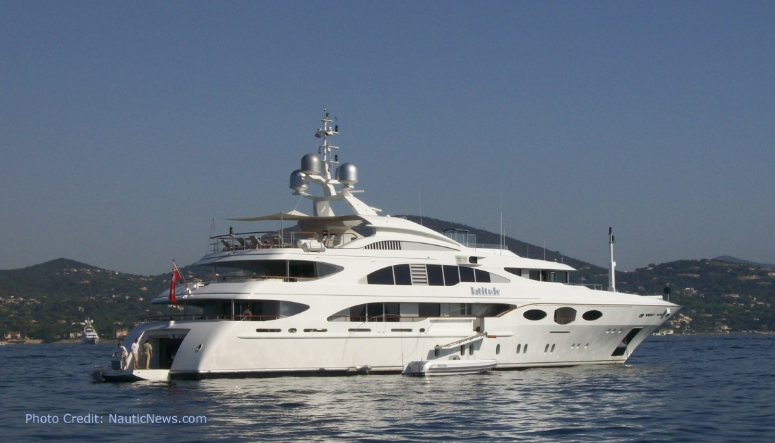 Acico Yachts <strong>Latitude</strong> (Motor Yacht)
