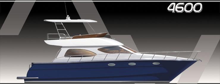Activa Yachts 4600 (Fly / Motor Yacht)