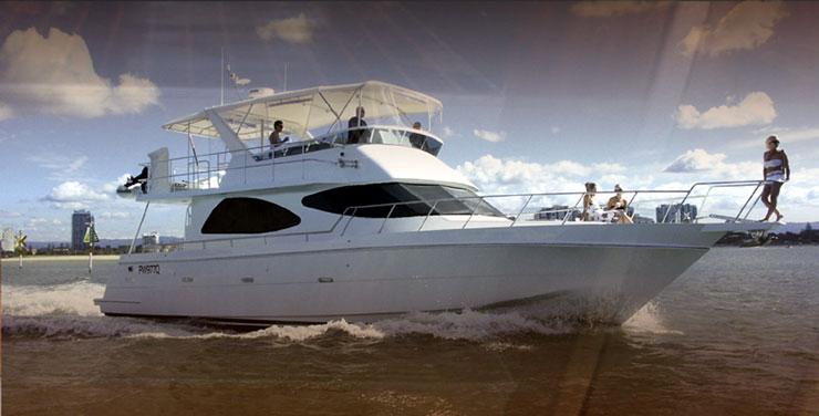 Activa Yachts 5100 (Fly / Motor Yacht)