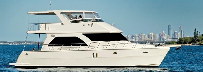 Activa Yachts 5300 (Fly / Motor Yacht)