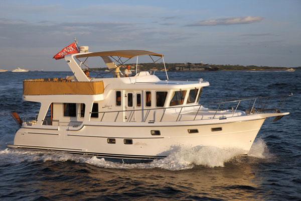 Adagio Yachts Europa 48 (Trawler / Fly)