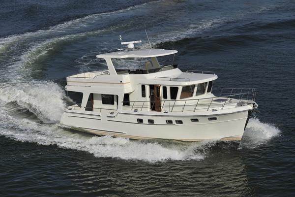 Adagio Yachts Europa 51.5 (Fly / Trawler)