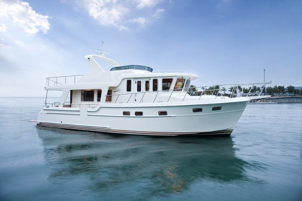 Adagio Yachts Europa 55 (Fly / Trawler)