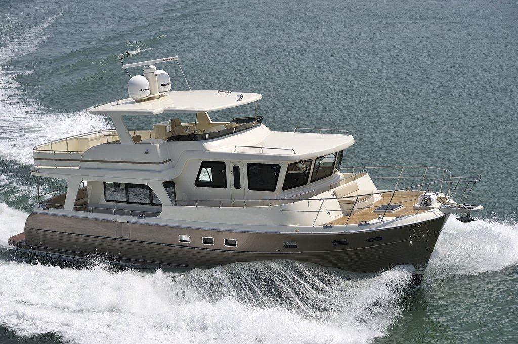 Adagio Yachts Europa 58 (Fly / Trawler)