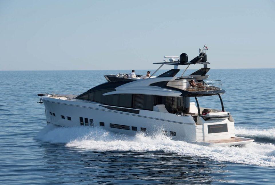 Adler Yacht Suprema 76 (Motor Yacht)