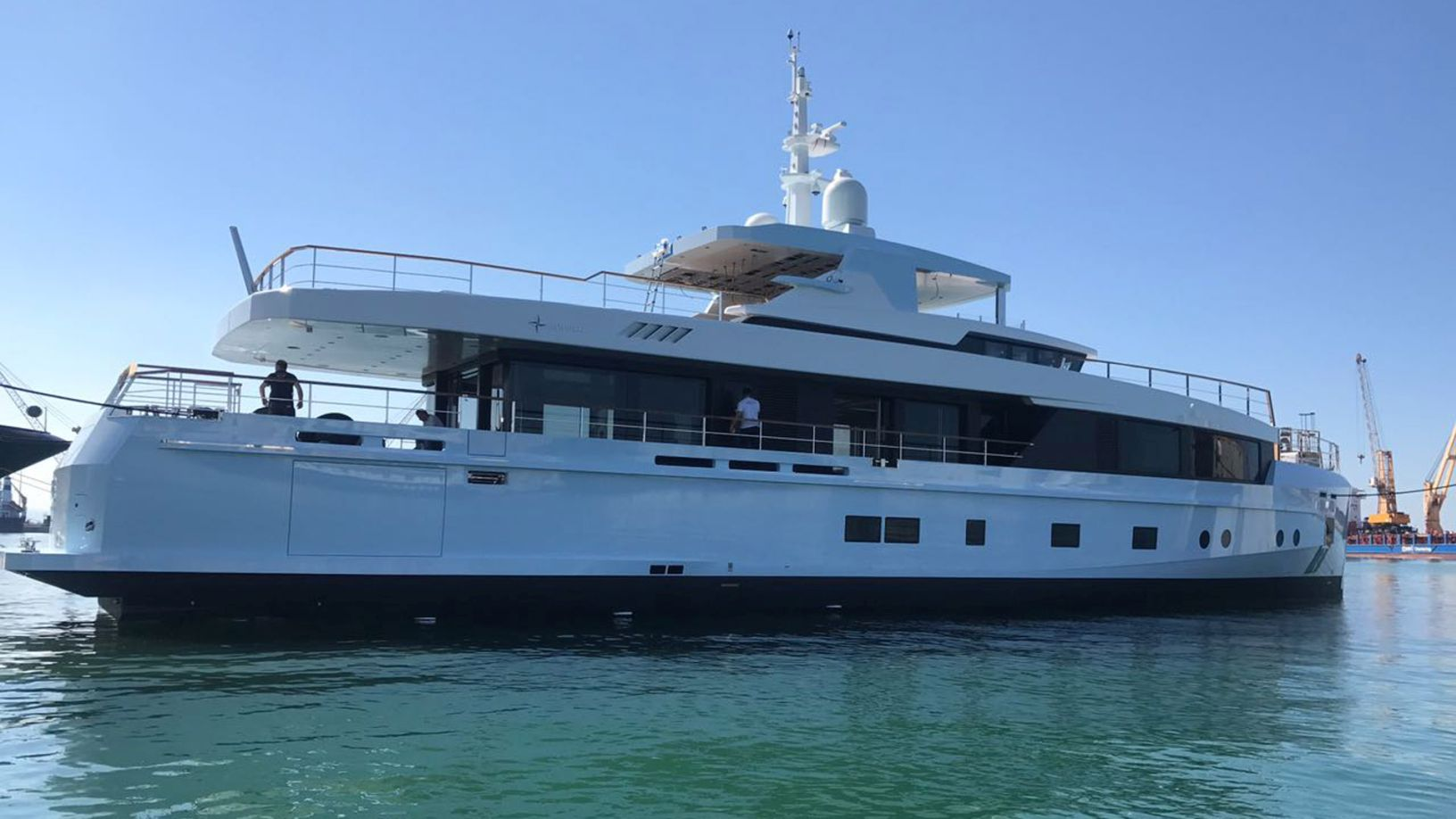 AB Yachts Impero 40 RPH <strong>Sage</strong> (Motor Yacht)