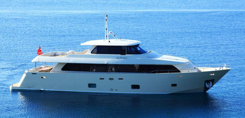 Aegean <strong>Alpha I</strong> (Motor Yacht)