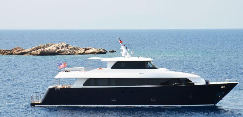 Aegean <strong>Nimir</strong> (Motor Yacht)