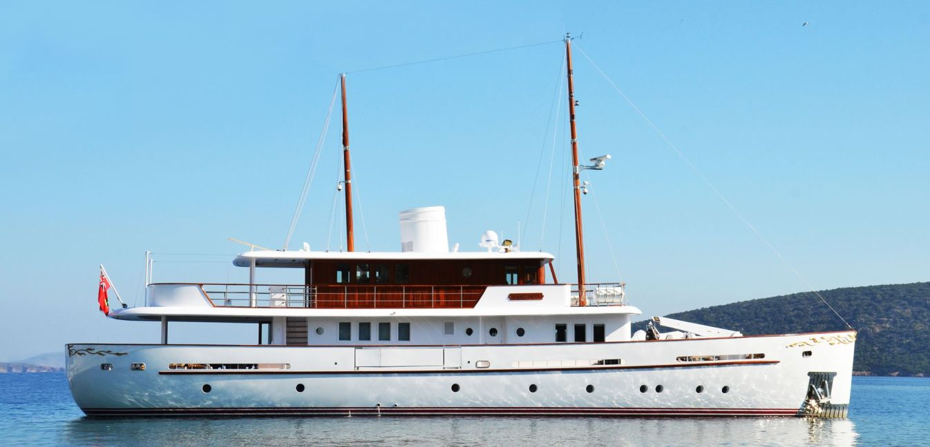 Aegean <strong>Olde Salt</strong> (Motor Yacht)