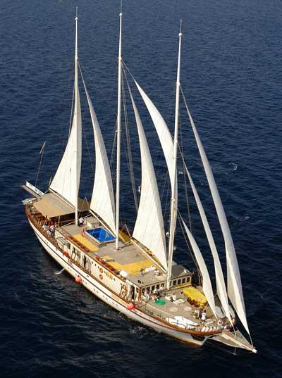 Aegean <strong>Dubai Magic - ex Grand Magic</strong> (Voilier)