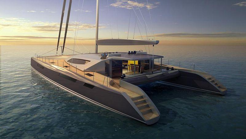 Aeroyacht 110 (Sailing Yacht)