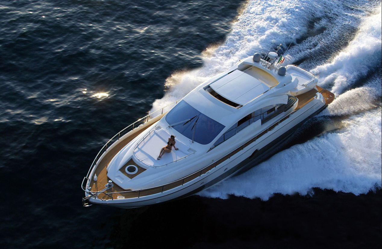 Aicon 72 (Open / Motor Yacht)