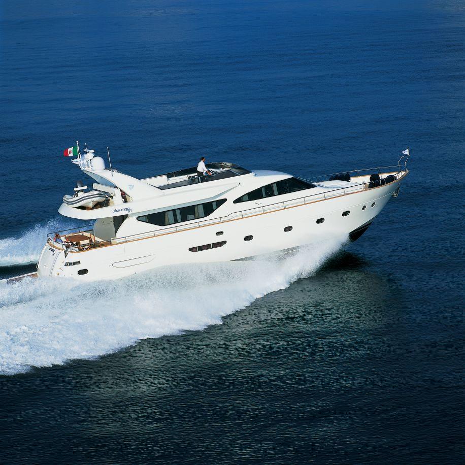 Alalunga 78 (Fly / Motor Yacht)