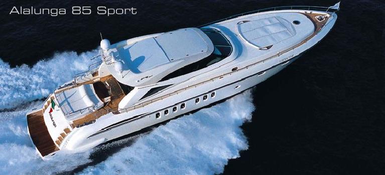 Alalunga 85 Sport (Motor Yacht)