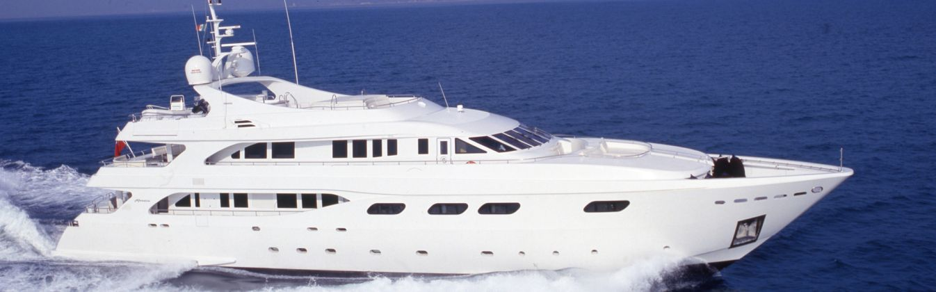 Alfamarine 140 <strong>Happy Life</strong> (Motor Yacht)